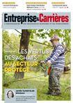 Couverture magazine Entreprise et carrières n° 1349