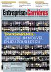 Couverture magazine Entreprise et carrières n° 1330