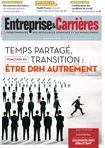 Couverture magazine Entreprise et carrières n° 1345