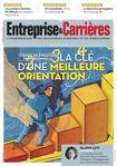 Couverture magazine Entreprise et carrières n° 1337