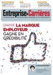 Couverture magazine Entreprise et carrières n° 1339