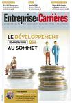 Couverture magazine Entreprise et carrières n° 1363