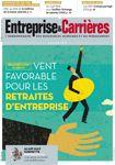 Couverture magazine Entreprise et carrières n° 1353