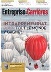 Couverture magazine Entreprise et carrières n° 1348