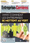 Couverture magazine Entreprise et carrières n° 1334