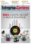 Couverture magazine Entreprise et carrières n° 1271