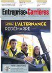 Couverture magazine Entreprise et carrières n° 1303