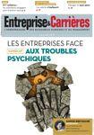 Couverture magazine Entreprise et carrières n° 1314