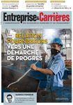 Couverture magazine Entreprise et carrières n° 1315