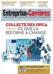 Couverture magazine Entreprise et carrières n° 1308