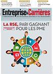 Couverture magazine Entreprise et carrières n° 1285