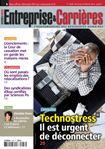 Couverture magazine Entreprise et carrières n° 1036