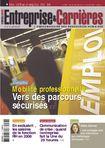 Couverture magazine Entreprise et carrières n° 986