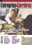 Couverture magazine Entreprise et carrières n° 985