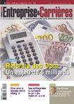 Couverture magazine Entreprise et carrières n° 984