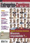 Couverture magazine Entreprise et carrières n° 993