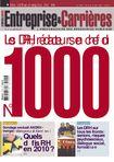 Couverture magazine Entreprise et carrières n° 1000