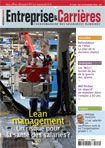Couverture magazine Entreprise et carrières n° 1112