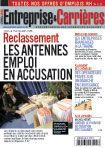 Couverture magazine Entreprise et carrières n° 855