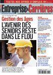 Couverture magazine Entreprise et carrières n° 862