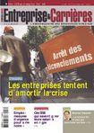 Couverture magazine Entreprise et carrières n° 946