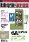 Couverture magazine Entreprise et carrières n° 944