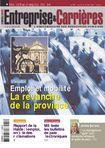 Couverture magazine Entreprise et carrières n° 955