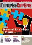 Couverture magazine Entreprise et carrières n° 971