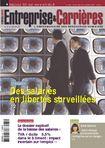 Couverture magazine Entreprise et carrières n° 961