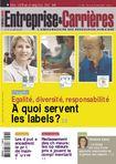 Couverture magazine Entreprise et carrières n° 958
