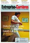 Couverture magazine Entreprise et carrières n° 1217