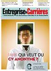 Couverture magazine Entreprise et carrières n° 1210