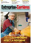 Couverture magazine Entreprise et carrières n° 1209