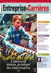 Couverture magazine Entreprise et carrières n° 1190