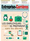 Couverture magazine Entreprise et carrières n° 1214