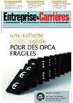 Couverture magazine Entreprise et carrières n° 1213
