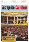 Couverture magazine Entreprise et carrières n° 1366