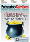 Couverture magazine Entreprise et carrières n° 1224
