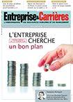 Couverture magazine Entreprise et carrières n° 1225