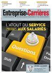 Couverture magazine Entreprise et carrières n° 1249