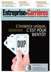 Couverture magazine Entreprise et carrières n° 1241