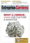 Couverture magazine Entreprise et carrières n° 1259