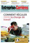 Couverture magazine Entreprise et carrières n° 1237