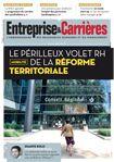Couverture magazine Entreprise et carrières n° 1262