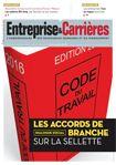 Couverture magazine Entreprise et carrières n° 1264
