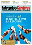 Couverture magazine Entreprise et carrières n° 1243