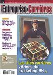 Couverture magazine Entreprise et carrières n° 921