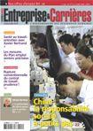 Couverture magazine Entreprise et carrières n° 914