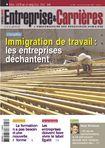 Couverture magazine Entreprise et carrières n° 906