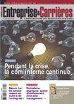Couverture magazine Entreprise et carrières n° 935